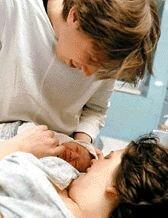 Позы во время родов, вертикальные роды, роды с мужем, роды дома, роды в воде