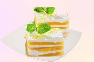 Творожный десерт с желатином: рецепт