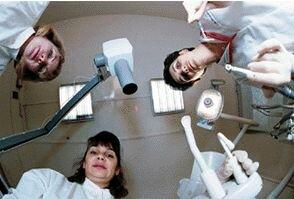 Робот-стоматолог и радиовидеография