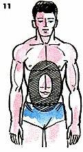 Самомассаж, основы методики самомассажа, основные приемы самомассажа, техника самомассажа